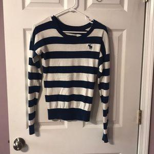 Abercrombie Striped Sweater